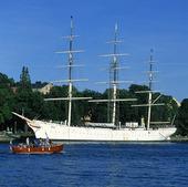 Segelfartyg af Chapman, Stockholm