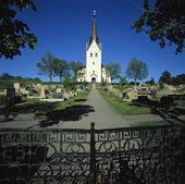 Lindome kyrka, Halland