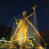 Staty Poseidon, Göteborg