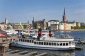 Riddarholmen Stockholm, Sweden.