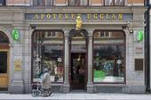 Sveriges äldsta apotek, Apoteket Ugglan i Stockholm