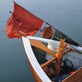 Liten fiskebåt