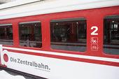 Tågvagn, Schweiz