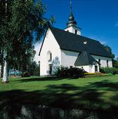 Envikens kyrka, Dalarna
