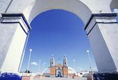 Church of Tetela, Mexico