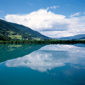 Fjordlandskap i Norge