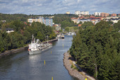 Södertälje kanal, Södermanland