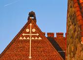Detalj av Masthuggskyrkan, Göteborg