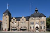 Gävle gamla brandstation, Gästrikland
