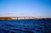Bro mellan Fotö - Hönö, Bohuslän