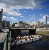 Paddan, Gothenburg