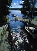 Sluss i Dalslands kanal, Dalsland