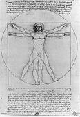 Teckning av Leonardo da Vinci