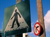 Grekiska trafikskyltar