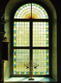 Window Fritsla kyrka, Västergötland