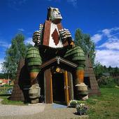 Turistbyrån i Höljes, Värmland