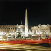 Place de la Concorde i Paris, Frankrike