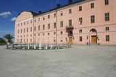 Uppsala slott, Uppland
