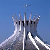 Katedral i Brasilia, Brasilien