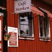 Café i Alingsås, Västergötland