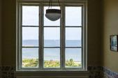 Havsutsikt från fönster