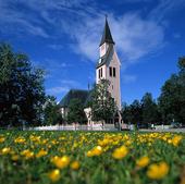 Arjeplog kyrka, Lapland