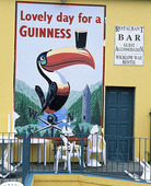 Restaurang och bar, Irland
