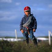 Samepojke i Lappland