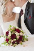 Bröllopskyssen