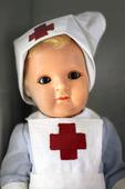 Docka, sjuksköterska