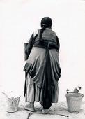 Äldre kvinna, Spanien