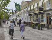 Innerstaden i Kungsbacka, Halland