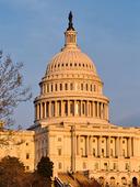 Capitolium i Washington D.C, USA