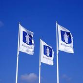Kungsbackas flagga, Halland