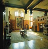 Interiör Tjolöholm slott, Halland