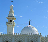 Moské i Hurghada, Egypten