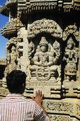 Hoysala Temple, Indien