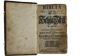Gammal bibel