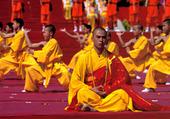Uppvisning i krigskonst, Kina