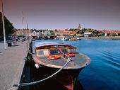 Västerviks hamn, Småland