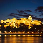 Budaslottet i Budapest, Ungern