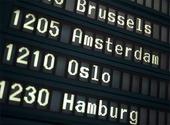 Information på flygplats