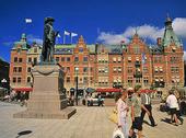 Stortorget i Sundsvall, Medelpad
