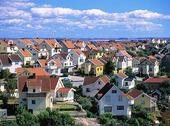 Villor i Smögen, Bohuslän