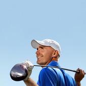 Glad golfare