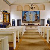 Fatmomakke kyrka, Lappland