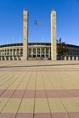 Olympiastadion i Berlin, Tyskland