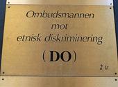 Ombudsman mot etnisk diskriminering