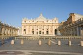 St Peters kyrkan i Rom, Italien