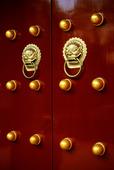 Dörr i Beijing, Kina